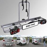 Porte Bicyclettes pour 2 vélos, Jeep Wrangler JK