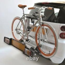 Porte-Vélos 2 Vélo Pour Intelligent 450/451 Peruzzo Porte-Paquet Delux