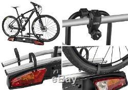 Porte-Vélos Merak Rapide 3 Galerie Pour 3 Roues Refermable Pliable AHK