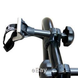Porte-Vélos pour 2 Vélos ou 2 E-Bike sur la Attelage Galerie, Porte-Vélos