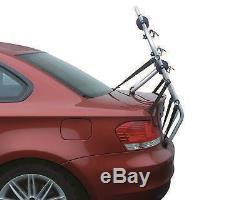 Porte-vélo Arrière Alu Torbole 3 Pour 3 Vélos Pour Daihatsu Sirion 1998-2005