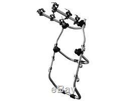 Porte-vélo Arrière Alu Torbole 3 Vélos Pour Mazda 6 Sw Depuis 2015