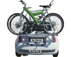 Porte-vélo Arrière Bici Ok 2 Pour 2 Vélos Pour Fiat Punto Evo Depuis 2009