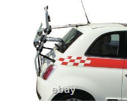 Porte-vélo Arrière Bici Ok 2 Pour 2 Vélos Pour Jeep Commander Depuis 2006