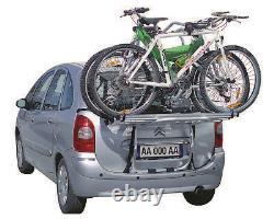 Porte-vélo Arrière Bici Ok 2 Van Pour 2 Vélos Pour Fiat 500l Living Depuis 2013