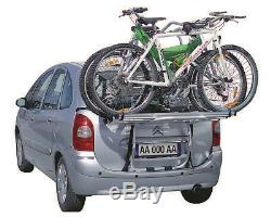 Porte-vélo Arrière Bici Ok 2 Van Pour 2 Vélos Pour Peugeot 807 Depuis 2002