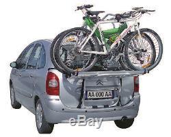 Porte-vélo Arrière Bici Ok 2 Van Pour 2 Vélos Toyota Corolla Sw 2002-2007