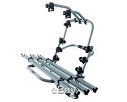 Porte-vélo Arrière Bici Ok 3 Pour 3 Vélos Pour Skoda Roomster Depuis 2006