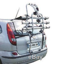 Porte-vélo Arrière Bici Ok 3 Van Pour 3 Vélos Pour Volvo Xc90 2002-2014