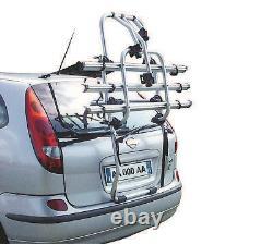 Porte-vélo Arrière Bici Ok Mtb Van 3 Vélos Pour Toyota Corolla Sw 2002-2007