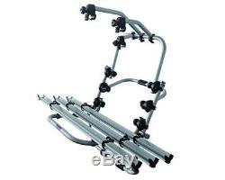 Porte-vélo Arrière En Aluminium Fabbri Modèle Bici Ok 3 Pour 3 Vélos