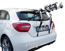 Porte-vélo Arrière Torbolino 3 Vélos Pour Fiat 500l Living Depuis 2013
