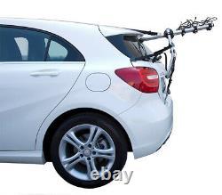 Porte-vélo Arrière Torbolino 3 Vélos Pour Opel Astra 1998-2004