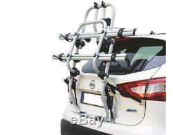 Porte-vélo Bici Ok 2 Pour 2 Vélos Electriques Pour Chevrolet Spark Depuis 2009