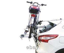 Porte-vélo Bici Ok 2 Pour 2 Vélos Electriques Pour Citroen C2 2003-2008