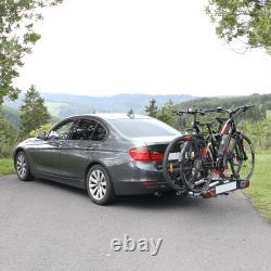 Porte-vélo Eufab Fahrradträger Bike Lift pour 2 vélos TOP