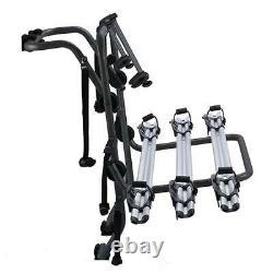 Porte vélo K39 de coffre Mak 3 pour Saab 9-5 Break 5 portes