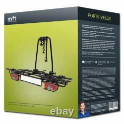 Porte-vélo MFT Multi-cargo2-family pour TOP