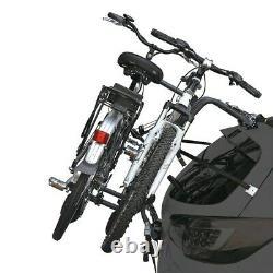 Porte vélo Peruzzo de coffre Pure Instinct Rear 2 pour Jeep Cherokee 5 portes