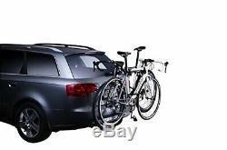 Porte-vélo XPRESS pour 2 vélos Monter sur Boule d'Attelage Rapide et Fonctionnel