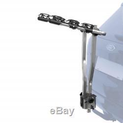 Porte vélo d'attelage PERUZZO arezzo inclinable pour 3 vélos avec emplacement