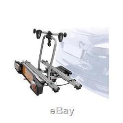 Porte velo plateforme parma e-bike pour 2 velos (maxi 60kgs) fabricant Peruzzo