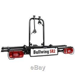 Porte-vélos D'attelage Plateforme Pour 2 Vélos Bullwing Sr2 Bullwing