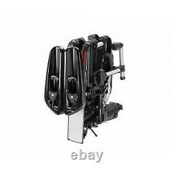 Porte-vélos MFT Compact 2E+1 pour 2 vélos extensible à 3