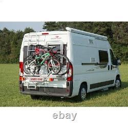 Porte-vélos pour Fiat Ducato (H2 & H3) CARRY BIKE FIAMMA après 2006 versi