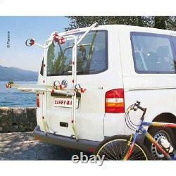 Porte-vélos pour VW Transporter T5 avec Hayon CARRY BIKE FIAMMA- version rest