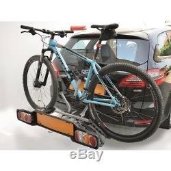 Porte-vélos sur Attelage pour 3 Velos Peruzzo Siena