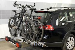 Porte-vélos sur attelage pour 2 vélos Amos Giro 2 (7-PIN)