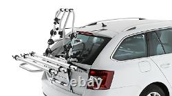 Porte-vélos sur coffre/hayon 2 vélos pour Renault Clio IV Hayon 2013-2019