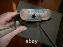 Rare Porte Bagage Pour Velo All Troupe Wh Mle 1939 Dans Son Jus
