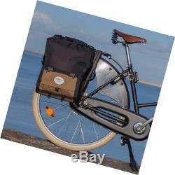 Sacoche vélo pour porte-bagage arrière Bakkie Cycles Accessories 15 litres T
