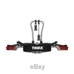 THULE Porte-vélos EasyFold 932 Pour 2 vélos 7 broches Noir