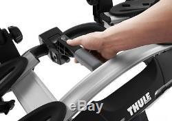 Thule 925001 Porte Vélo VeloCompact 925 7 Broches pour 2 Vélos à Monter sur B