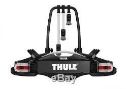 Thule 927002 Porte Vélocompact 927 (7 Broches) pour 3 Vélos à Monter sur