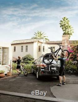 Thule 973 Porte-vélos pour monospaces, camionettes et minibus (2 à 4 vélos)