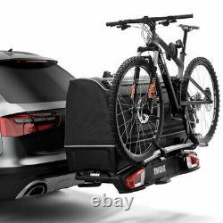 Thule Backspace XT Cargo Boite Pour Porte-Vélos Transport Velospace Arrière Neuf