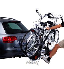 Thule EuroPower 915 E-Bike Porte-vélos Support arrière pour attelage de remorque