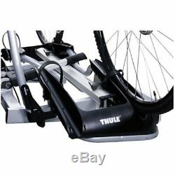 Thule Euro Power 915 Porte-Vélos pour Attelage de Remorque
