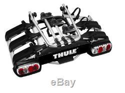 Thule Euroway G2 922 Porte-vélo pour Voiture Vélo support 3 MOTOS
