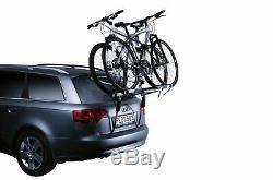 Thule Galerie, Porte-Vélos Arrière Clipon High 9106 pour 2 Vélos 30kg en Argent