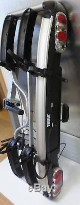 Thule Porte-Vélos Arrière E-Family 937 Système de Support pour 3 Vélos Facture