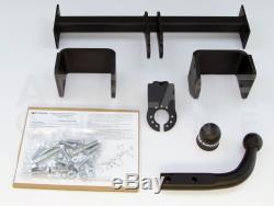 Toyota Aygo pour porte-vélos 05-14 Attelage fixe+faisc. 13b uni. Compl