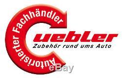 Uebler Galerie, Porte-Vélos Primavelo Base pour VW T5 2 Vélos 45kg Aluminium