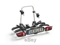 Uebler Galerie, Porte-Vélos Support D'em Brayage P22S pour 3 Vélos 60kg Pliable