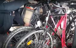 VW T5 T6 Support pour vélos Intérieur vélo Largeur de la roue 5 cm 8,2cm or SS