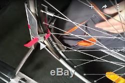 VW T5 T6 Support pour vélos pour 2 Roues au Intérieur Largeur de la roue